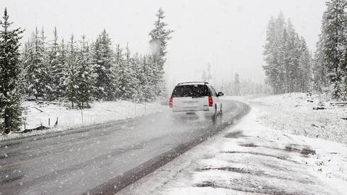 It's winter season...and accidents happen! Are you covered?
