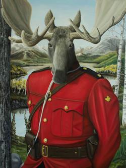 RCMP Moose