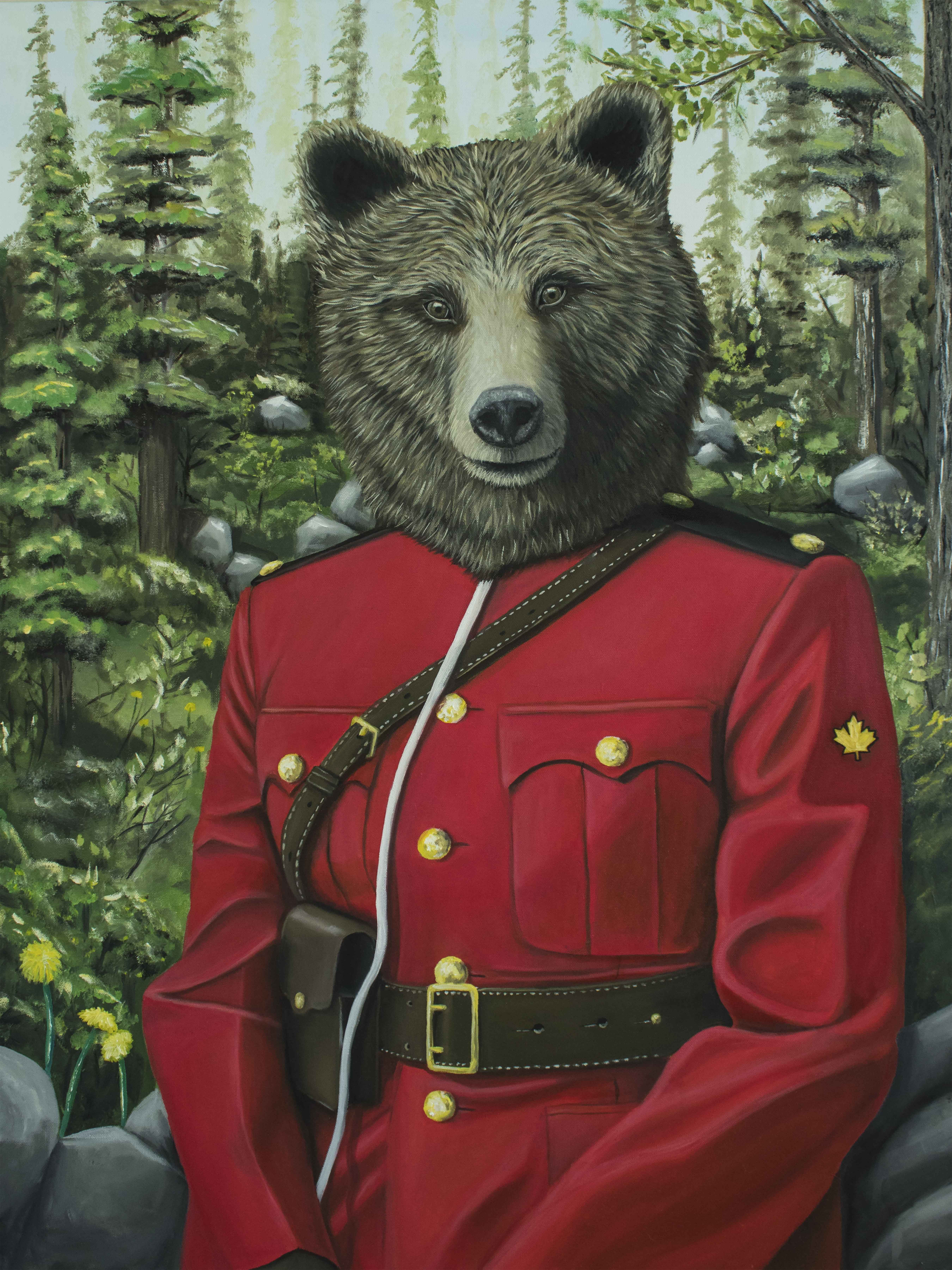 RCMP Grizzly