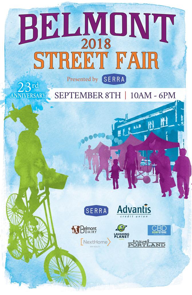 2018 Belmont Street Fair is Here!