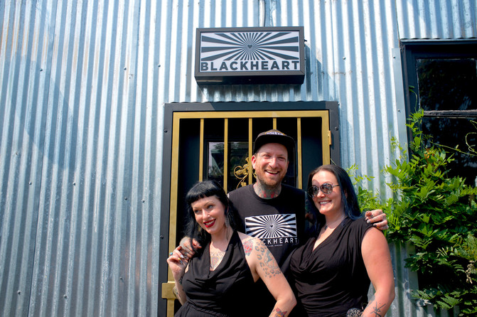 Blackheart, Portlands Newest Punk Bar, Opens August 1st and Serves Brunch All Day Long!