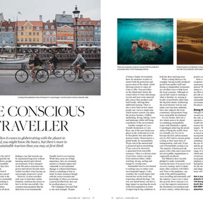 The Conscious Traveller, West Essex Life