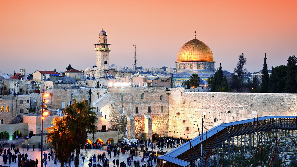 Jordan & Israel