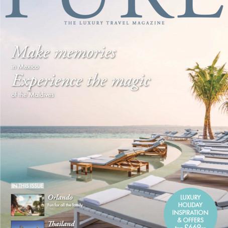 PURE: The Luxury Travel Magazine