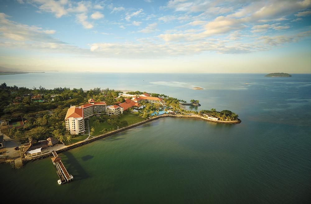 Shangri-La's Tanjung Aru Resort & Spa, Malaysia