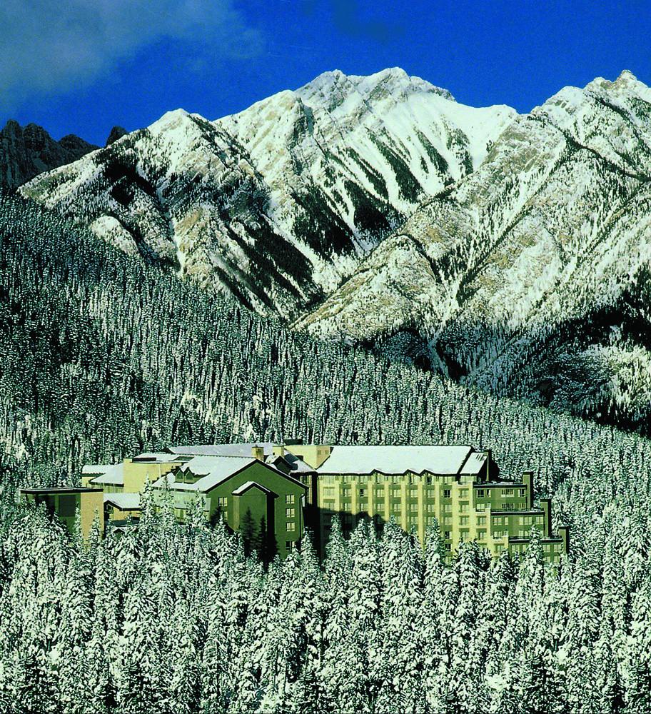 Rimrock Resort Hotel, Banff, Canada