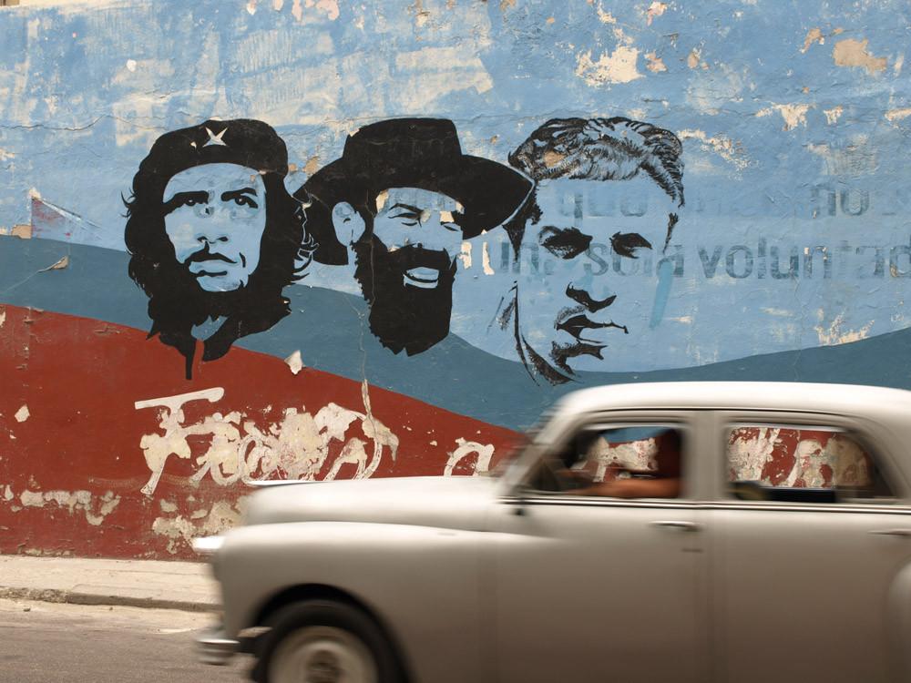 Visit Cuba by road