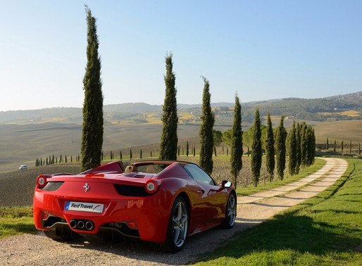 Experience of the Month: The Ferrari Self-Drive Experience