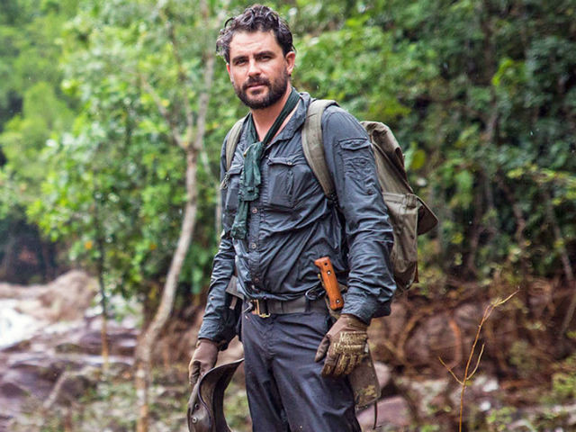 Levison Wood, host of Channel 4's Walking The Americas