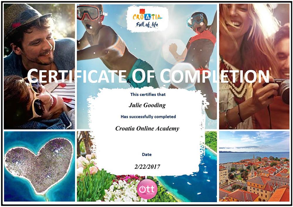 Croatia Online Academy