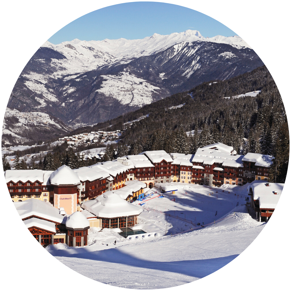 Club Med Valmorel 4Ψ/5Ψ