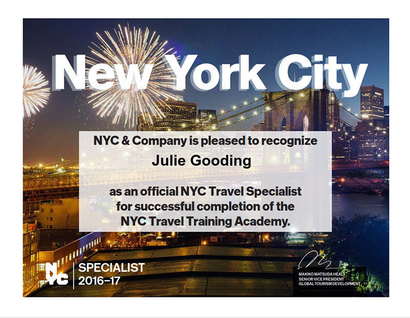NYC Travel Training Academy