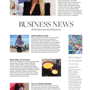 Business News, West Essex Life - June 2019