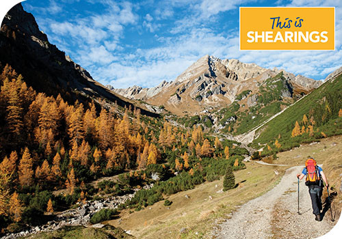 Active Alpine Experience - Walking In Austria
