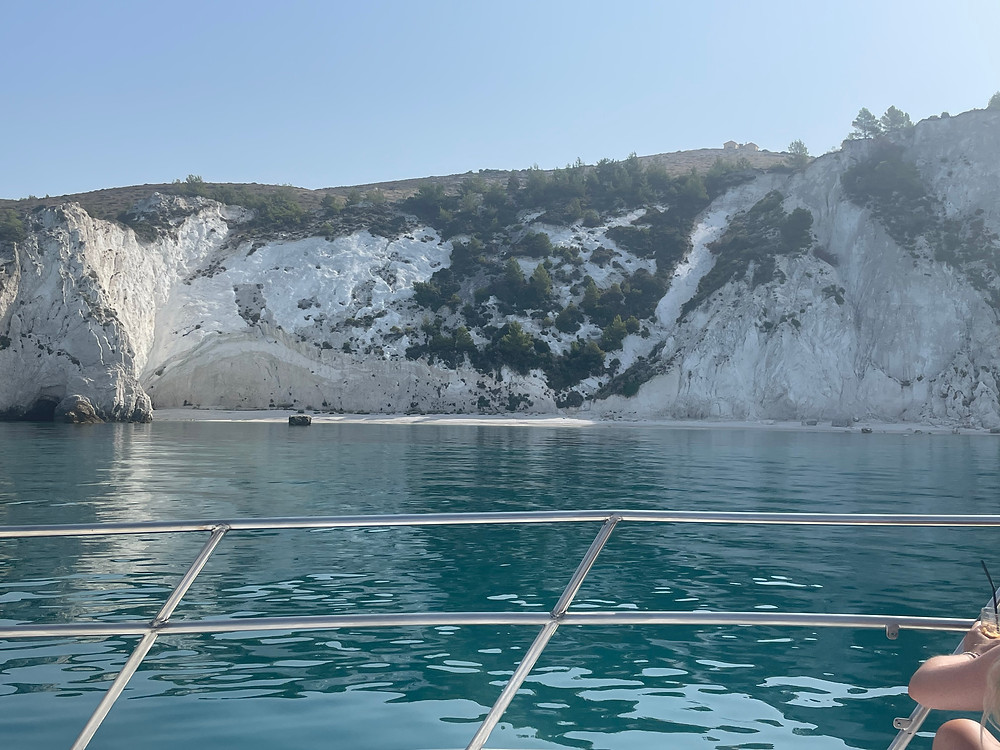 Boat trip from Lixouri