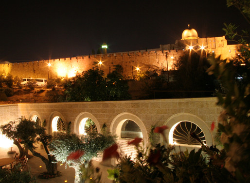 Destination of the Month: Jerusalem