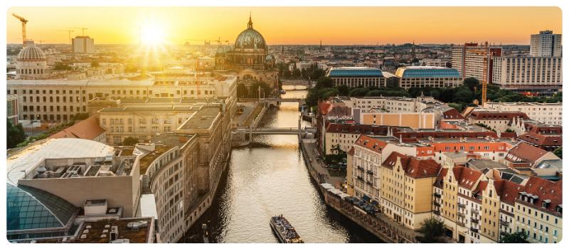 Berlin, Prague, Vienna & Budapest