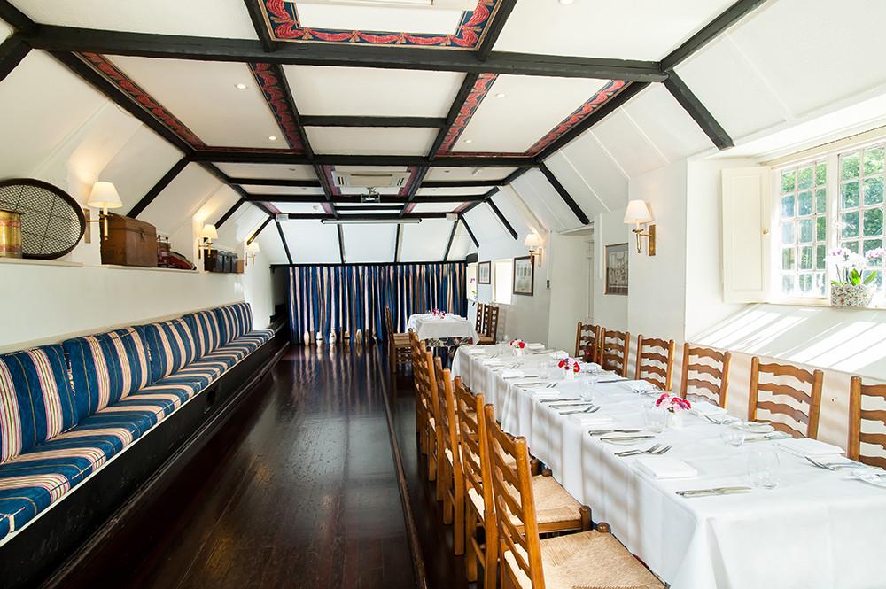 The Acorn Inn, Evershot, Dorset - Skittle Alley