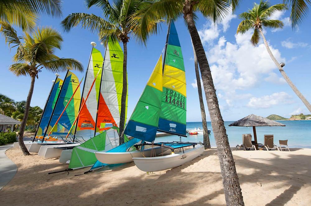 Water sports in Antigua