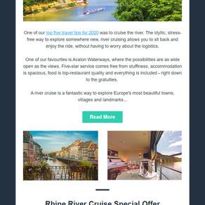 Abbotts Travel Newsletter - River cruising in Europe