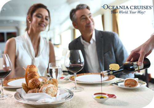 Magical Med with Oceania Cruises