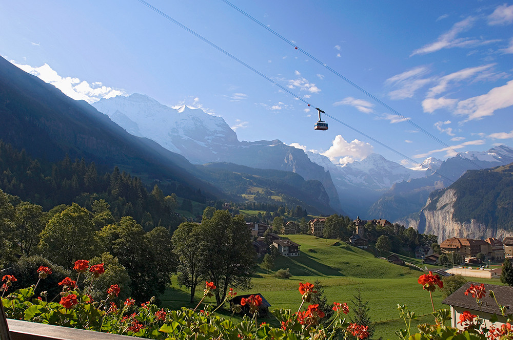 Beasuite Park Hotel, Wengen, Switzerland