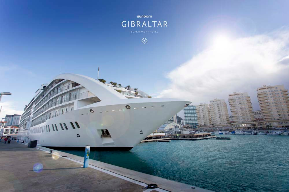 Sunborn Gibraltar - Super Yacht Hotel