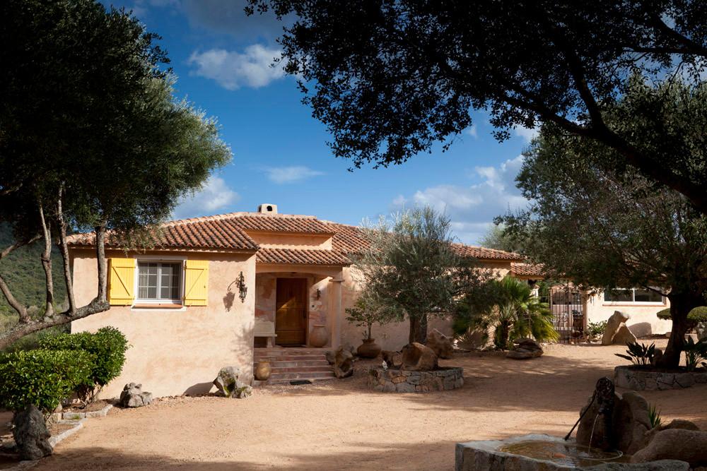 Villa Pierre Paul, Corsica