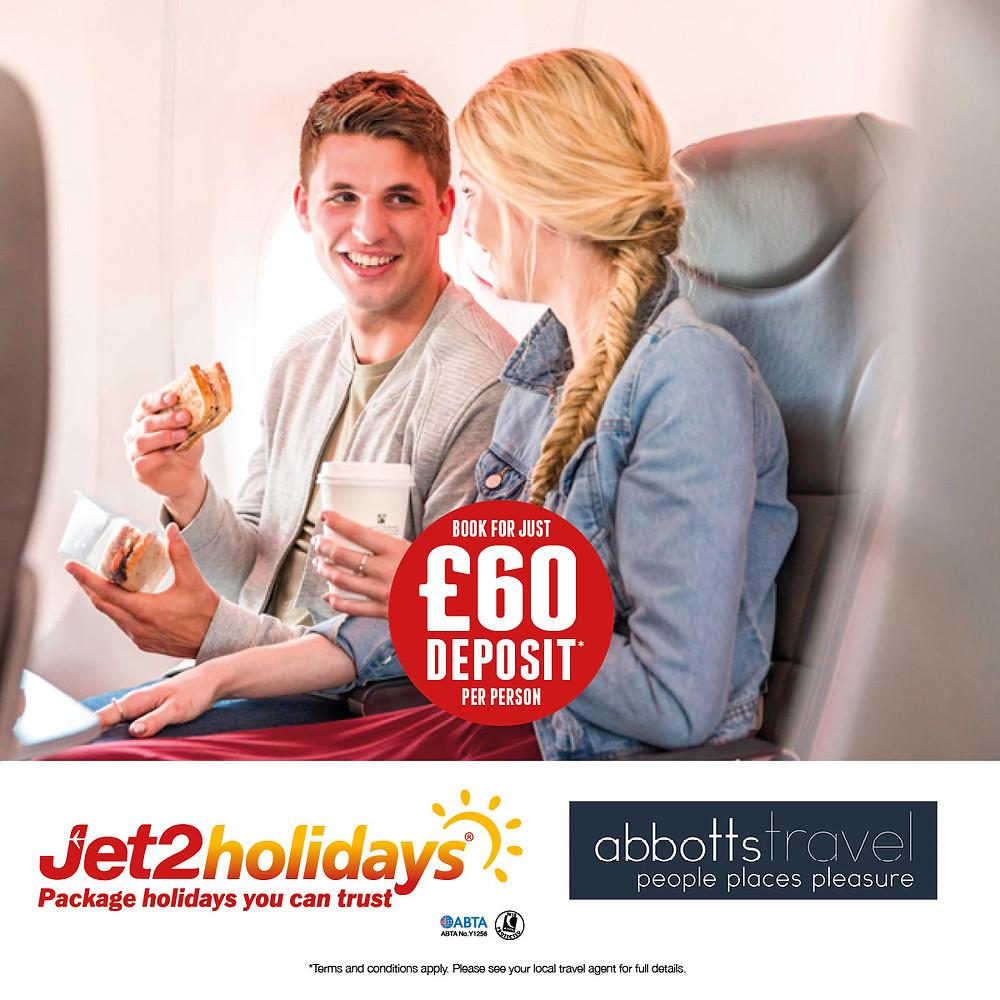 Jet2 Day at Abbotts Travel