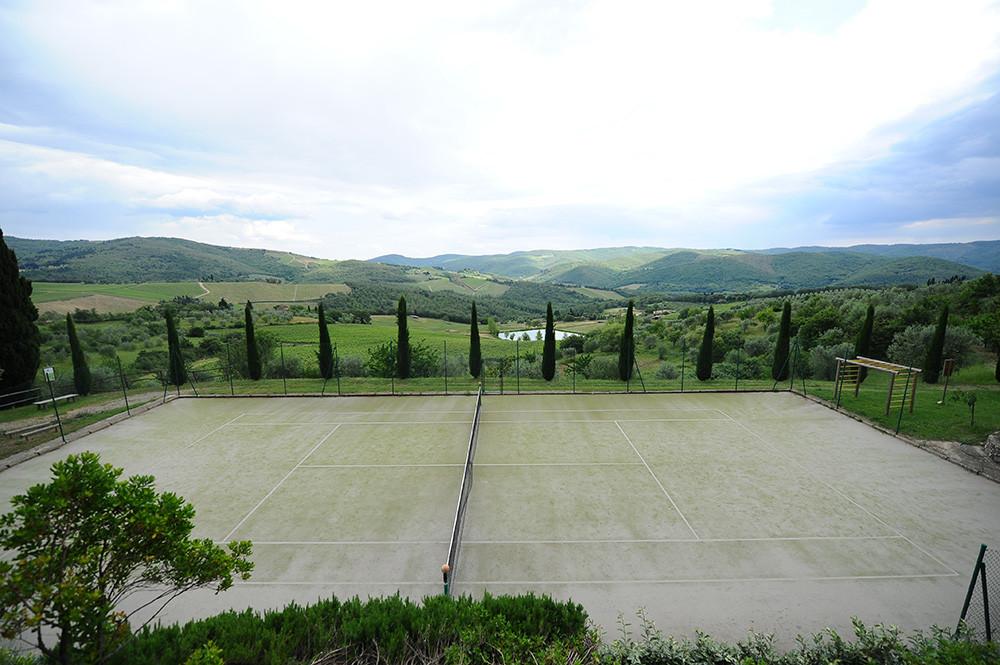 Hotel Villa Le Barone, Tuscany, Italy