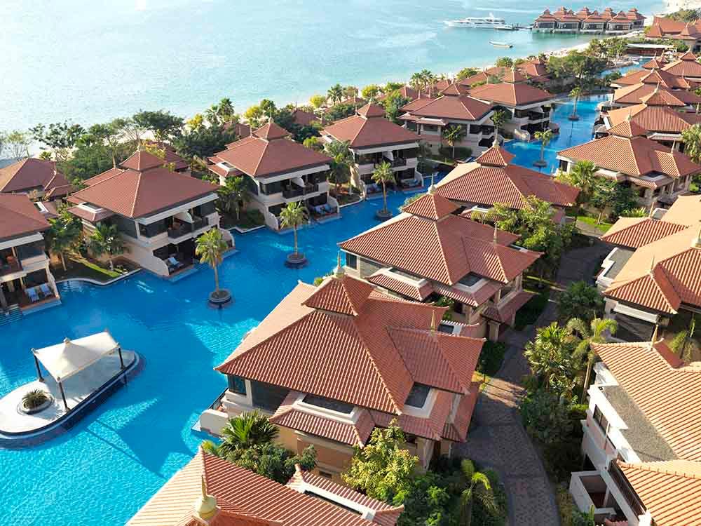 Anantara, The Palm Dubai Resort & Spa