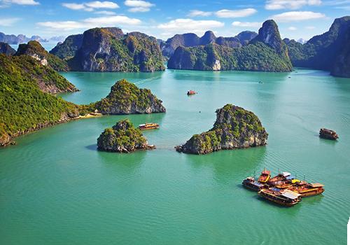 Vietnam & Cambodia Experience