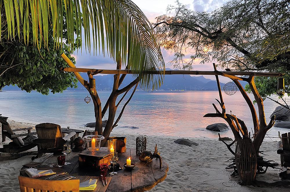 Weddingmoons in the Seychelles