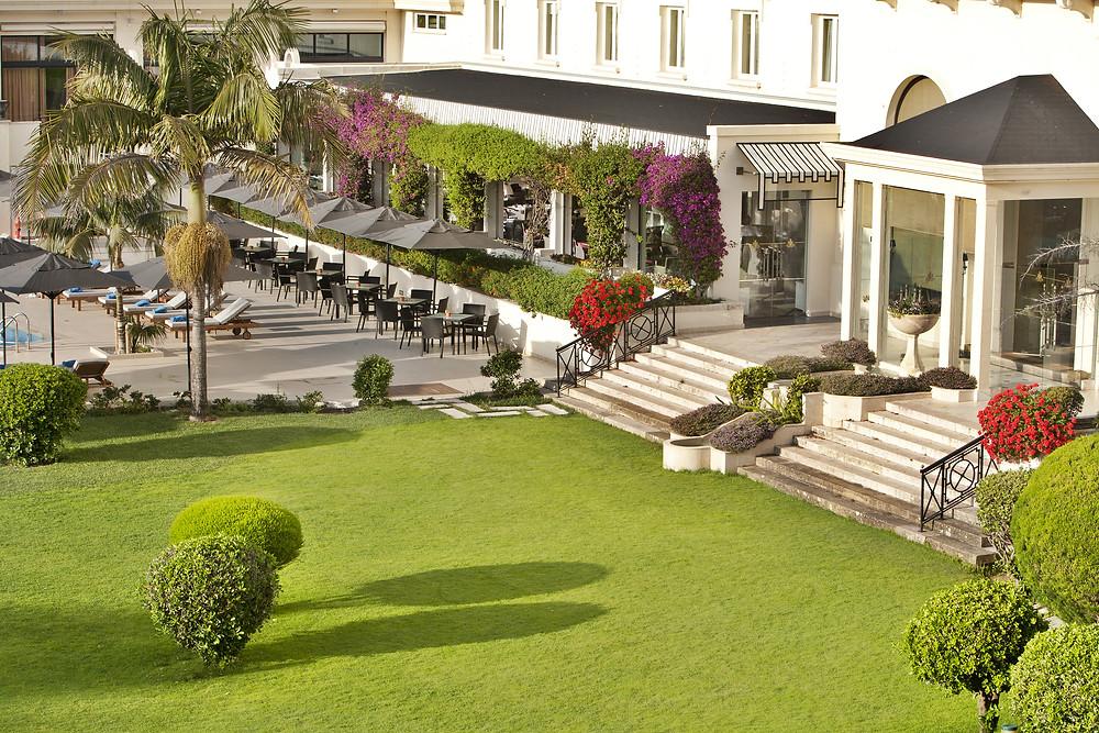The Hotel Palacio, Estoril