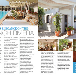 French Riviera, Essex Central Magazine - July/ August 2019