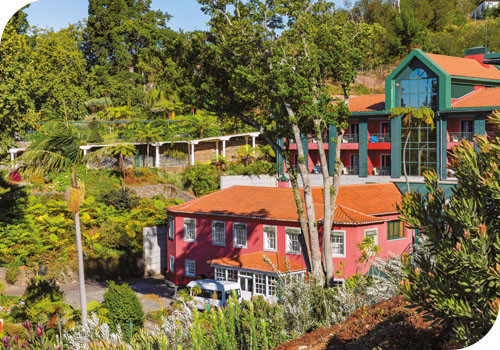 Madeiran Hospitality Awaits
