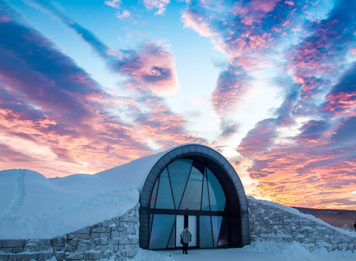 Experience of the Month: ICEHOTEL