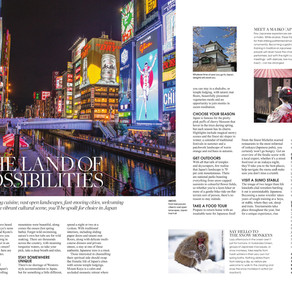 Japan: The land of possibilities, West Essex Life - May 2019