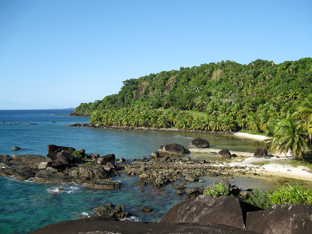Madagascar reefs and rainforest tour