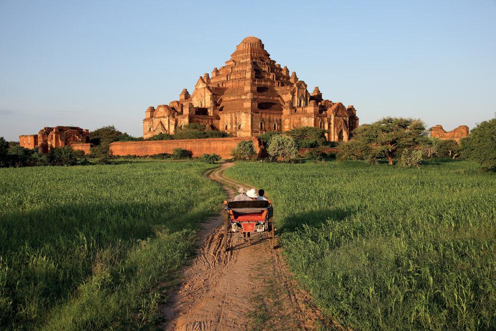 Burma, Myanmar - Bagan