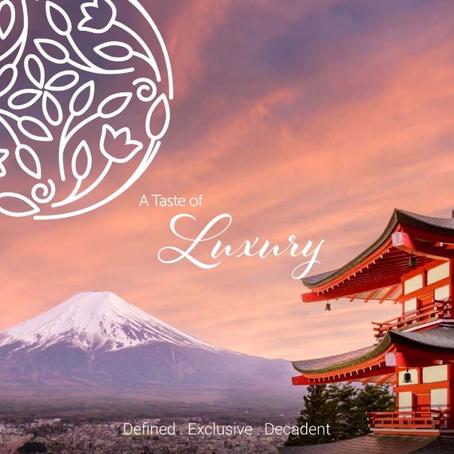 Special Offers: A Taste of Luxury brochure