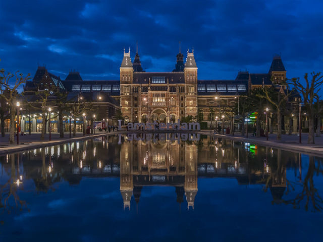 Rijksmuseum, Amsterdam. Picture: John Lewis Marshall