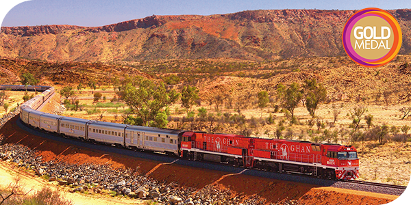 Australia - Adelaide to the Top End with The Ghan
