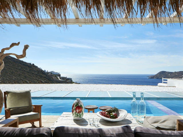 Greek island splendour, as seen by the Myconican Collection