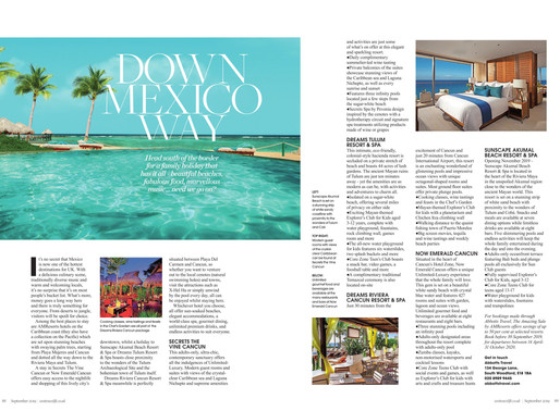 Down Mexico Way, West Essex Life - September 2019