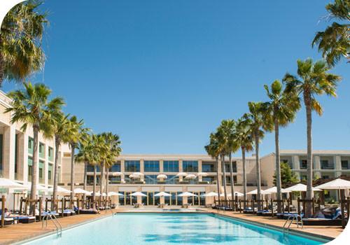 The luxurious Anantara Vilamoura Resort