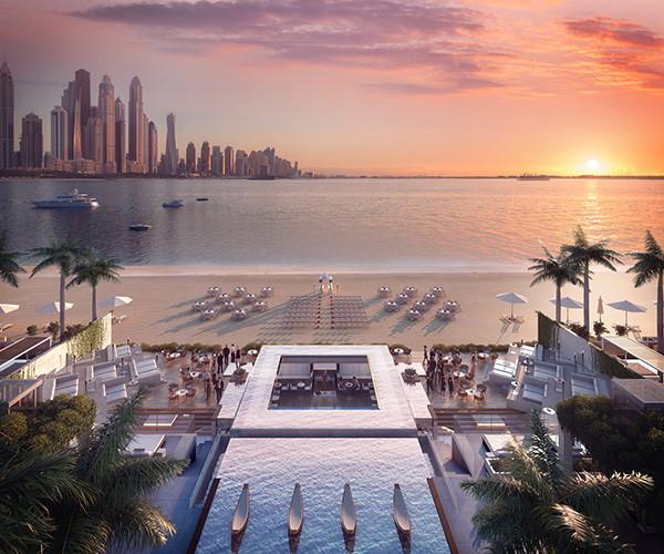Viceroy Palm Jumeirah, Dubai