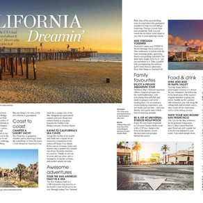 California Dreamin', West Essex Life - June 2019