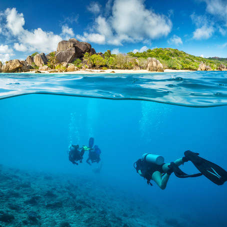 Featured Destination: The Seychelles