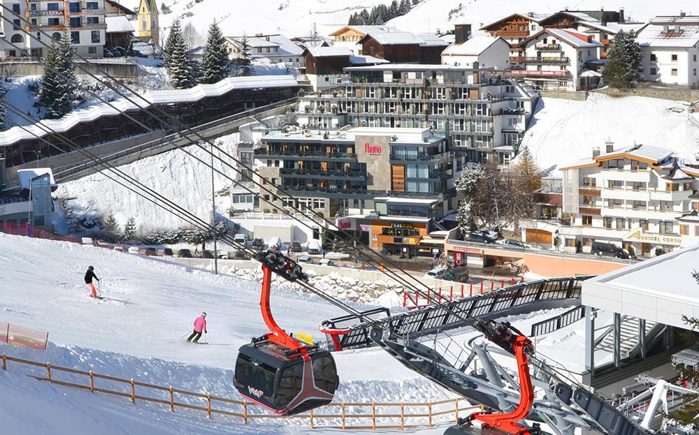 Hotel Fliana, Tyrol, Austria